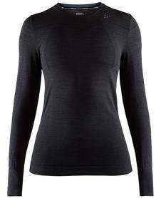 Craft Fuseknit Comfort RN - koszulka damska czarna