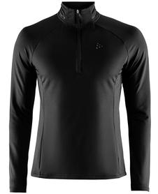 Craft Prep Half Zip - męska bluza czarna