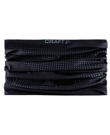 Craft Neck Tube - wielofunkcyjny komin czarny