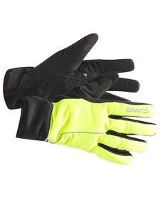 Craft Siberian 2.0 Glove ciepłe rękawiczki zimowe żółte