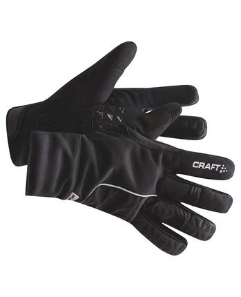 Craft Siberian 2.0 Glove ciepłe rękawiczki zimowe czarne
