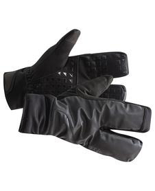 Craft Siberian 2.0 Split Finger Glove ciepłe rękawiczki zimowe czarne