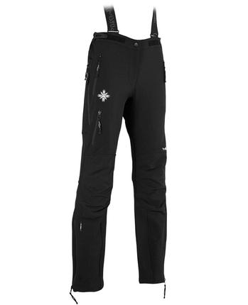 Milo Lahore Pants damskie spodnie trekkingowe czarne