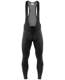 CRAFT IDEAL WIND BIB TIGHTS męskie wiatroszczelne spodnie rowerowe