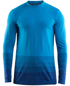 Craft Wool Comfort 2.0 męska koszulka termoaktywna niebieska