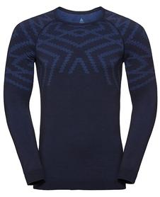 męska koszulka termoaktywna Odlo Warm Suw
