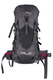 Milo Safi plecak 45 L szary/burgund