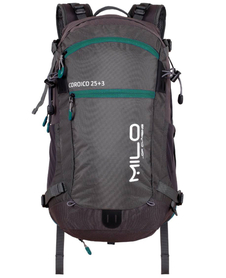 Milo Coroico plecak 25+3 L szary/niebieski