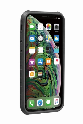 etui rowerowe do iPhone X/Xs Topeak RideCase czarne