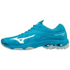 buty do siatkówki Mizuno Wave Lightning Z4 - niebieskie