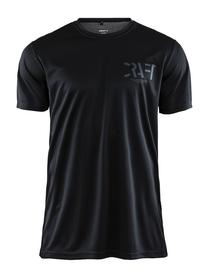 Craft Eaze Graphic Tee - koszulka męska z krótkim rękawem 1906034 -999995