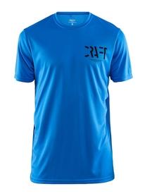 Craft Eaze Graphic Tee - koszulka męska z krótkim rękawem 1906034 niebieska