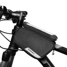 Roswheel podwójna torebka rowerowa z odpinanym etui na telefon Essentials