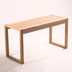 Ława drewniana, stolik kawowy, minimalistyczny