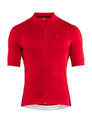Craft Essence czerwona koszulka rowerowa męska - 1907156