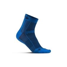 Craft Cool Mid 2-Pack Sock - skarpety sportowe - niebieskie
