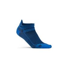 Craft Cool Shaftless Sock 2-Pack - skarpety sportowe niebieskie 2 pary