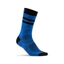 Craft Pattern Sock - skarpety sportowe niebieskie