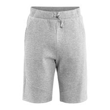 Craft District Sweat Shorts - męskie krótkie spodnie dresowe szare