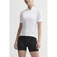 Craft Essence biała koszulka rowerowa damska - 1907133