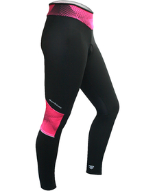 Berkner Molly - damskie długie spodnie rowerowe