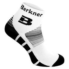 Berkner Premium Socks Bike - skarpety rowerowe 2 pary - białe
