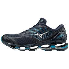 Mizuno Wave Prophecy 8 - męskie buty do biegania - granatowe