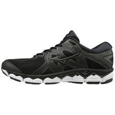 Mizuno Wave Sky 2 - męskie buty do biegania - czarne