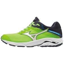 Mizuno Wave Inspire 15 - stabilizujące buty do biegania - zielone