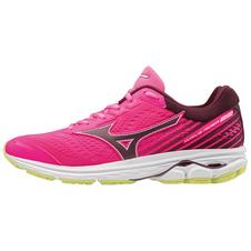 MIZUNO WAVE RIDER 22 - damskie buty do biegania, różowe rozm. 5 i 7