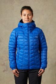 Rab Nebula Pro damska kurtka niebieska