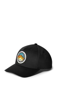 czapka Rab Base Cap czarna