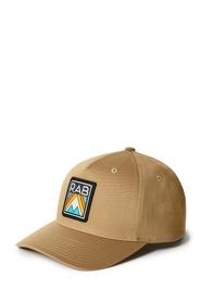 czapka Rab Base Cap brązowa