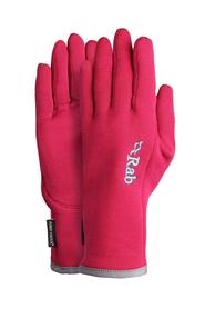 Rękawice damskie Rab Power Stretch Pro Glove różowe