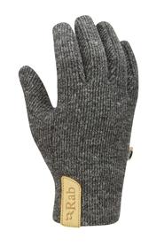 Rękawice damskie Rab Ridge Glove szare