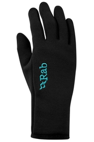 Rękawice damskie Rab Phantom Contact Grip Glove czarne