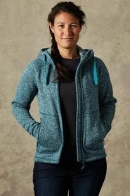 Bluza damska Rab Amy Hoodie niebieska