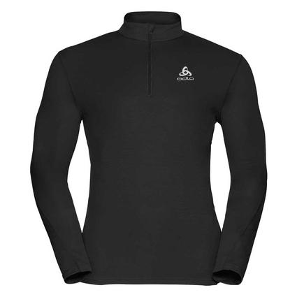 Odlo Midlayer 1/2 zip SLIQ - lekka bluza z krótkim zamkiem