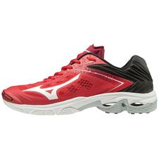 buty do siatkówki Mizuno Wave Lightning Z5 - czerwone
