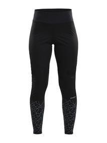 CRAFT WARM TRAIN WIND TIGHTS W - damskie spodnie z membraną
