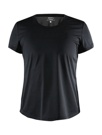 Craft Core Essence SS Tee - damska koszulka - czarna