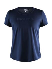 Craft Core Essence SS Tee - damska koszulka - granatowa
