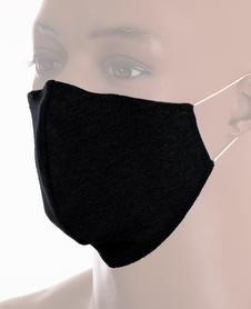 Maska zabezpieczająca Full Cover czarna