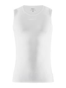 Craft Pro Dry Nanoweight - męski bezrękawnik - biały