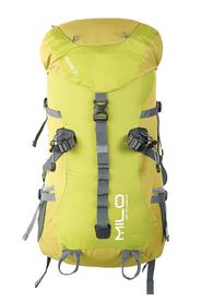 Milo Mgarr plecak 35 L zielony/czerwony