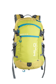 Milo Coroico plecak 25+3 L zielony/niebieski