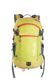 Milo Coroico plecak 25+3 L zielony/czerwony