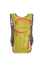 Milo Jurmo plecak 12 L zielony/czerwony
