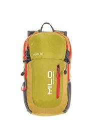Milo Puyo plecak 20 L zielony/czerwony