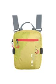 MILO AKRA torebka turystyczna zielona/czerwona